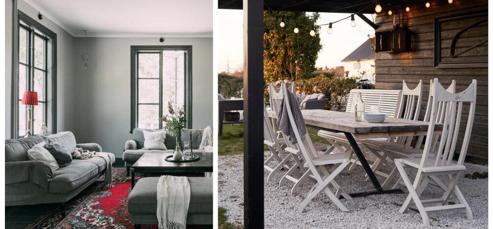 FOTOD | Kaunilt renoveeritud suvekodu Gotlandil