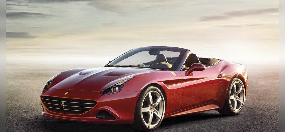 Hotell, kus numbritoa võtjale antakse kätte ka Ferrari võtmed