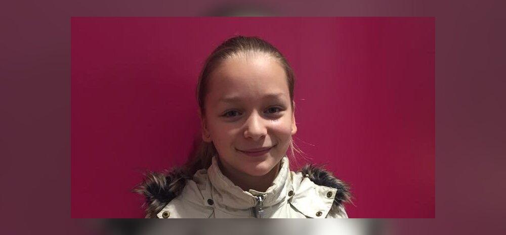 Inspireeriv heategu: 12-aastane Tallinna Saksa gümnaasiumi õpilane annetas oma taskuraha vähihaigetele