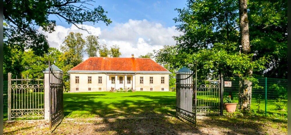 ФОТО | Мечтаете стать помещиком? На продажу выставлены почти 20 эстонских мыз, некоторые — по цене трешки в Ласнамяэ