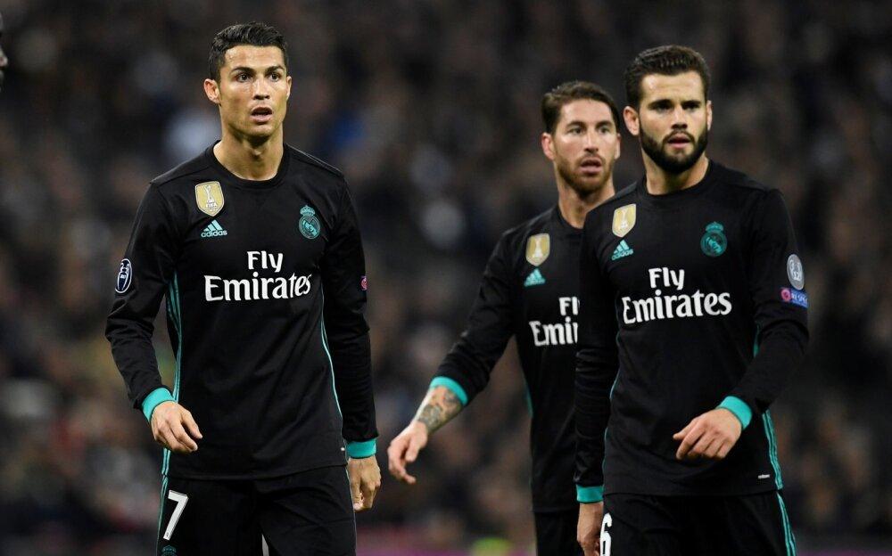 e508367e9a8 Jalgpalli Meistrite liigas kahel eelmisel hooajal triumfeerinud Madridi  Real on sel hooajal tõsises hädas. Koduliigas ollakse tabelis kolmandad  ning ...