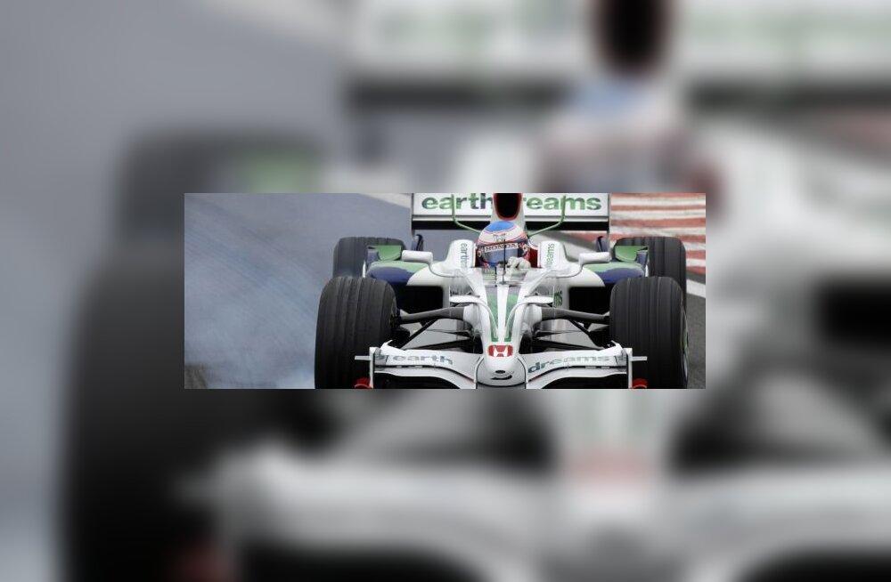 Jenson Button, Honda