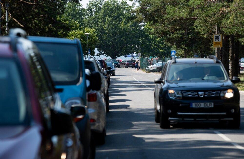 Путешествие на автомобиле: зарегистрированные в Эстонии автомобили всё чаще попадают в аварии за границей