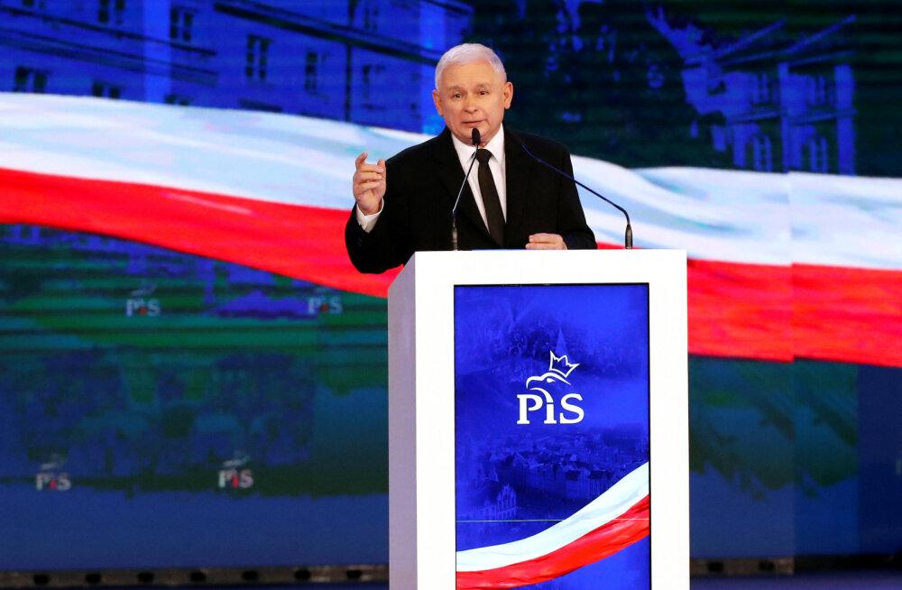 Uuring: Poola rahvuskonservatiivse valitsuse ettearvamatus teeb rahutuks välisinvestorid