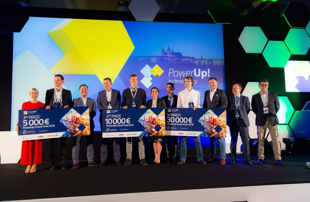 PowerUpi võitjad 2018.