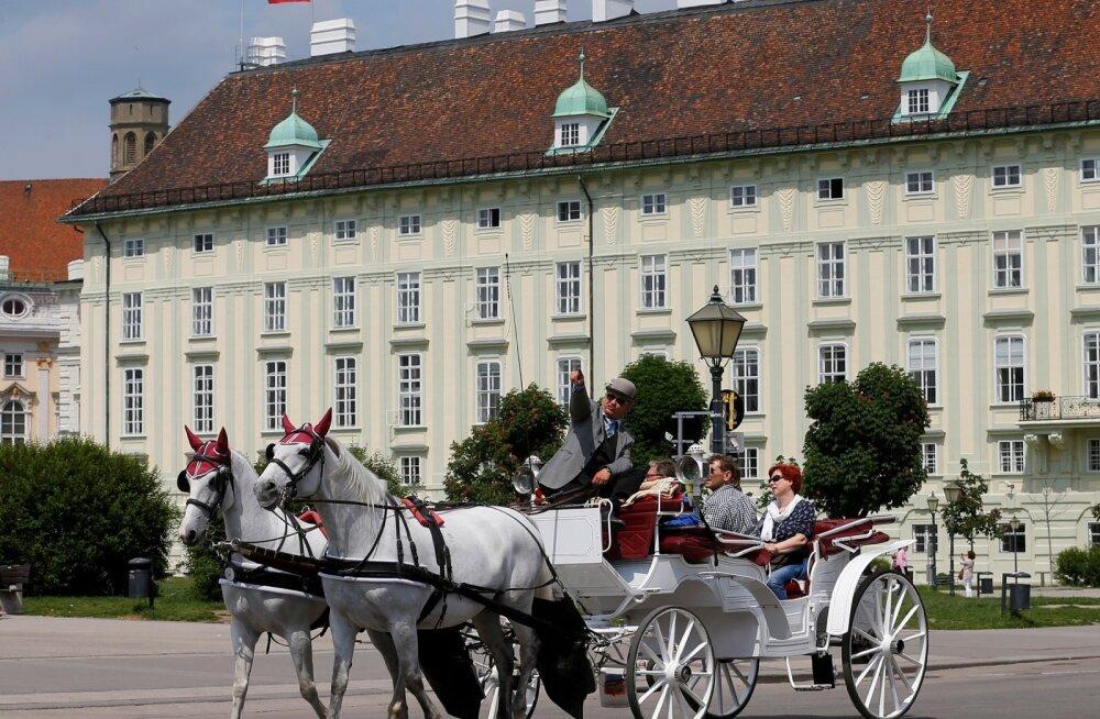 Austria pealinn Viin.