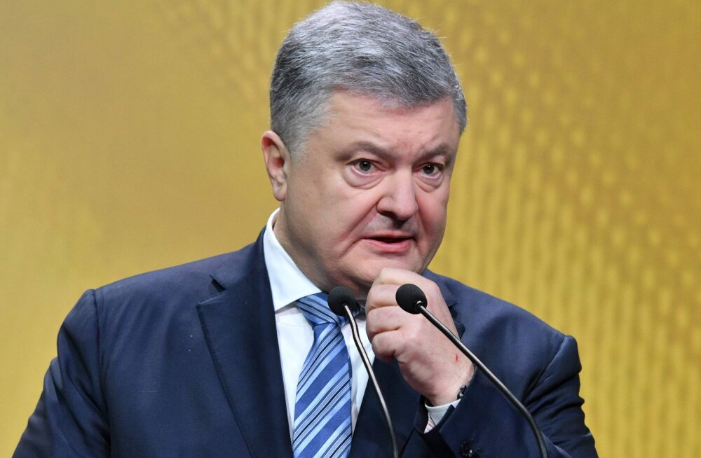 Porošenko: Ukraina ei pikenda sõjaseisukorda, kui Venemaa ei ründa
