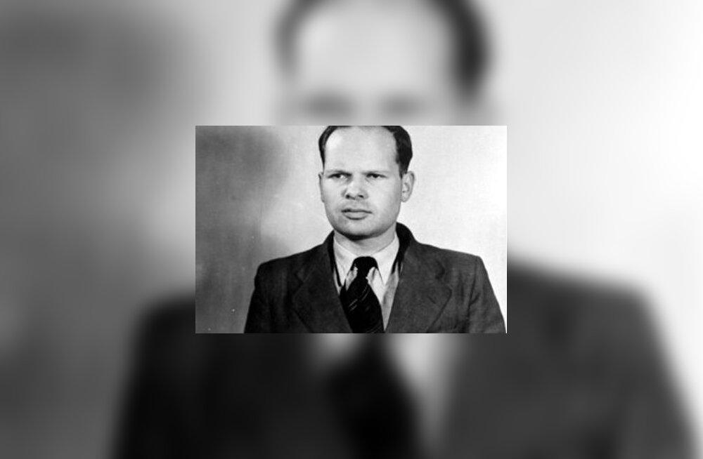 Martin Sandberger Nürnbergi tribunali all. 1947. a. mõisteti ta surma, kuid neli aastat hiljem asendati see eluaegse vanglakaristusega. 1958. a lasti ta vanglast välja.