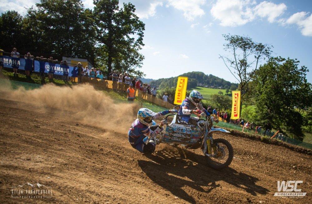 Varik ja Daiders lõpetasid Šveitsi MM-etapi 12. kohal