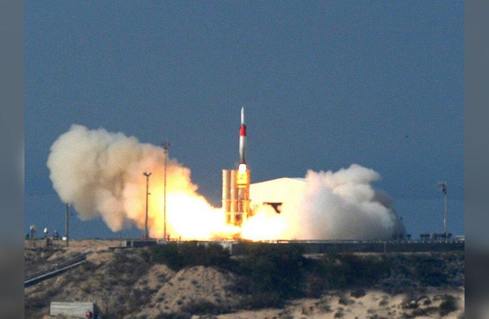 Moskvale teeb muret USA kavandatav raketikilp Euroopas