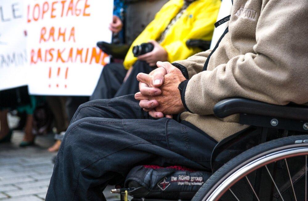 Политику в отношении людей с недугом ждут обновления