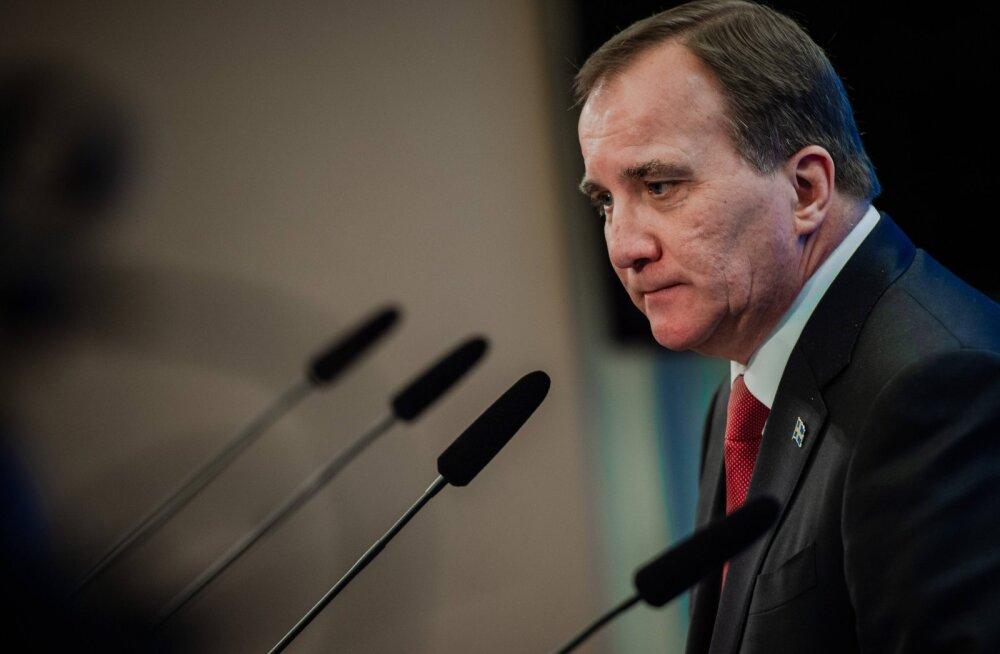 Rootsi muutis kurssi ja otsustas piiranguid karmistada