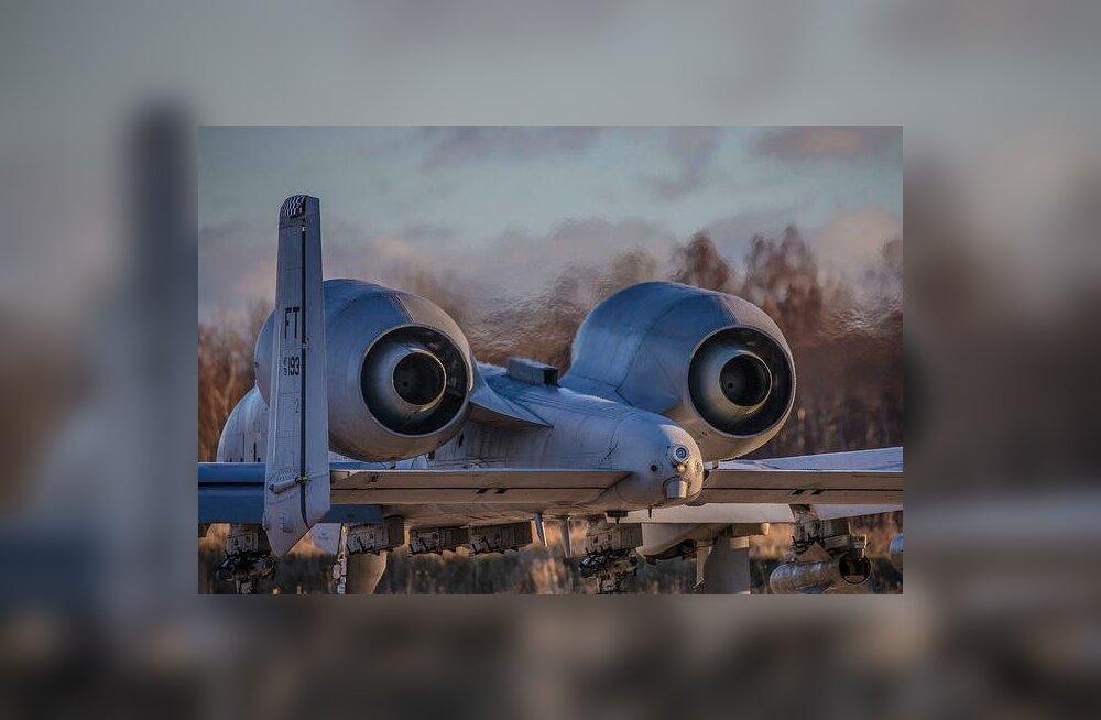 USA ründelennuk A-10