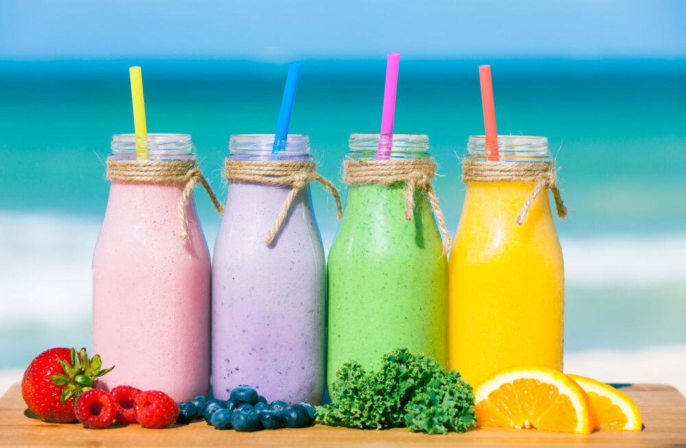 Smuutimeistri ABC: kuidas õigeid vilju valida? Mida peaksid teadma tervisliku smuuti valmistamisest?