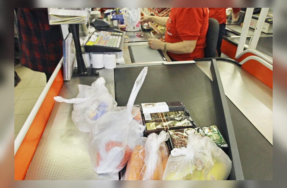 Nool: kilekottide maksule pole ilmselt alternatiivi