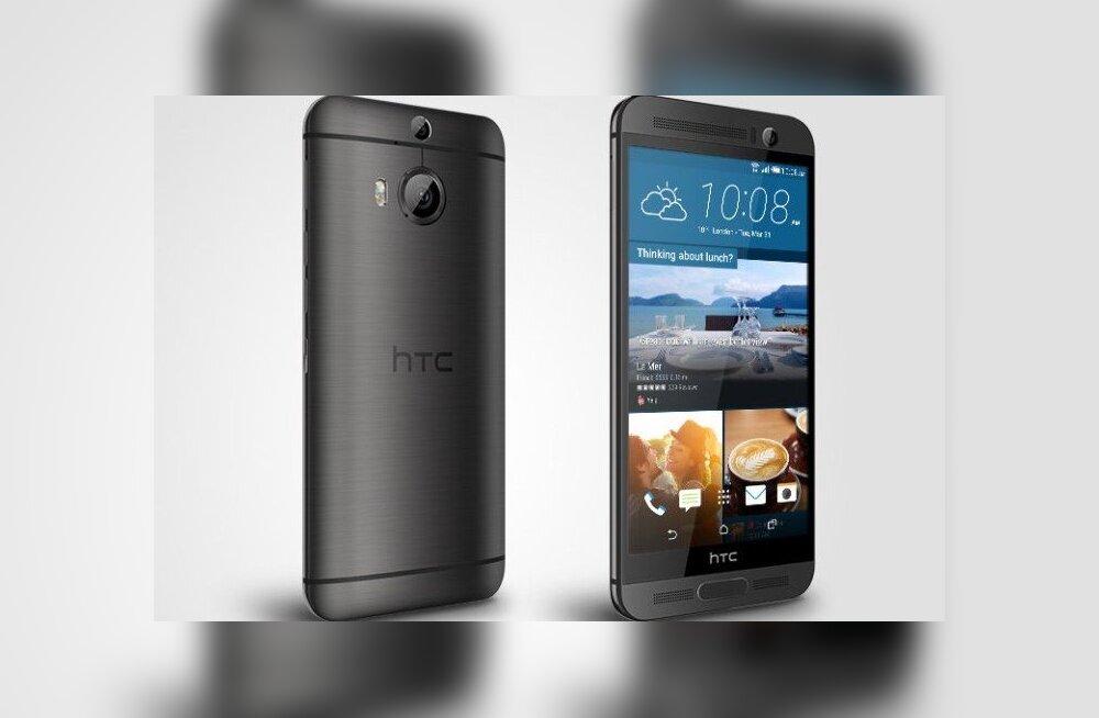 HTC One M9+ tuleb, aga mitte meile