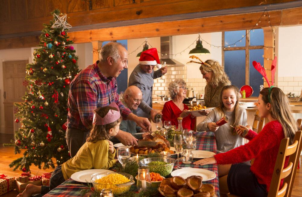 Jõulud ajurveeda võtmes: retsepte ja nippe ülesöömise vältimiseks