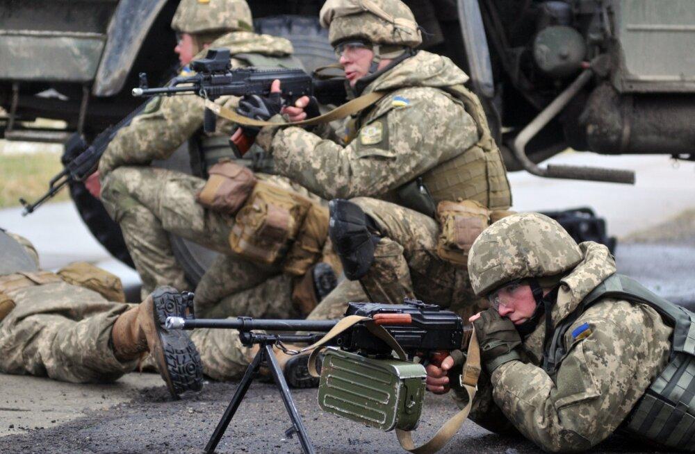 Ukraina uues riigikaitsesektori arengukontseptsioonis lähtub oht selgelt Venemaalt