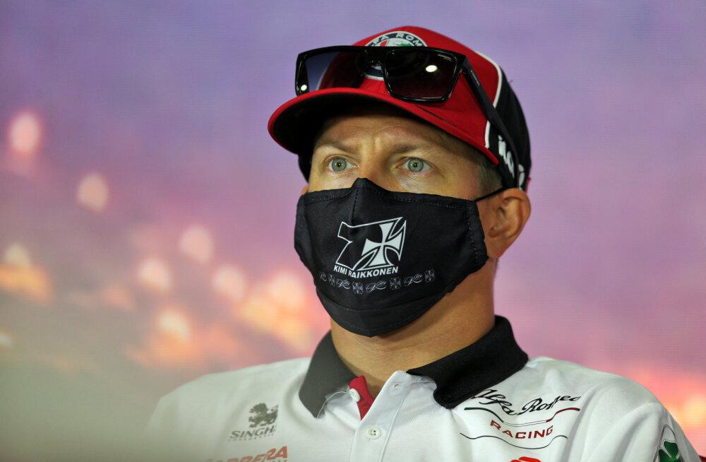 """Räikköneni sõber andis vihje """"jäämehe"""" tuleviku osas"""