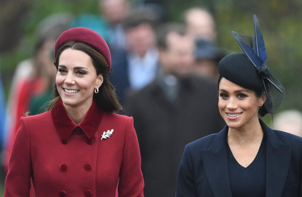 Kate Middleton ootas kuni Meghan lahkub, otsis püssi välja ja suundus jahile