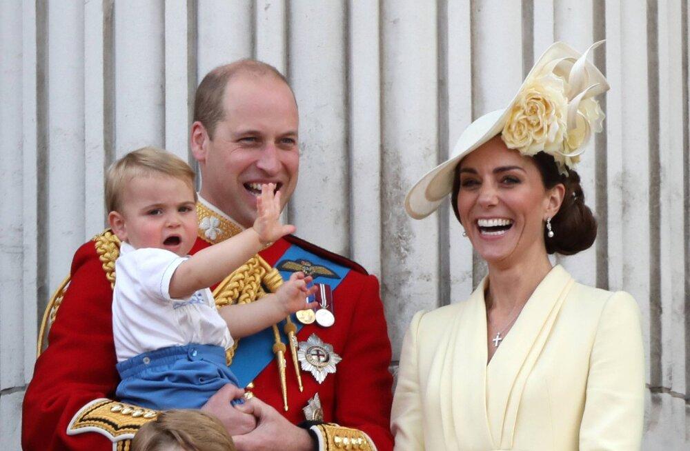 Mida kuninglikud telerist kõige rohkem vaatavad? Kate Middleton avalikustas, et prints Louis ütles oma esimese sõna tänu telesaatele