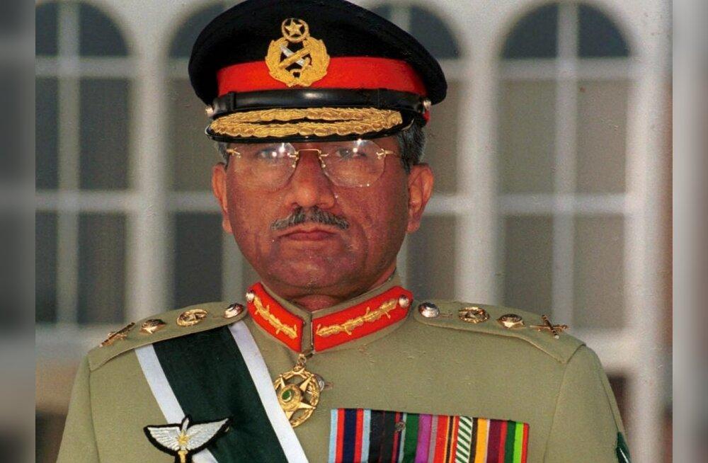 Musharraf ei kavatse seoses Bhutto tapmisega Pakistani kohtusse ilmuda