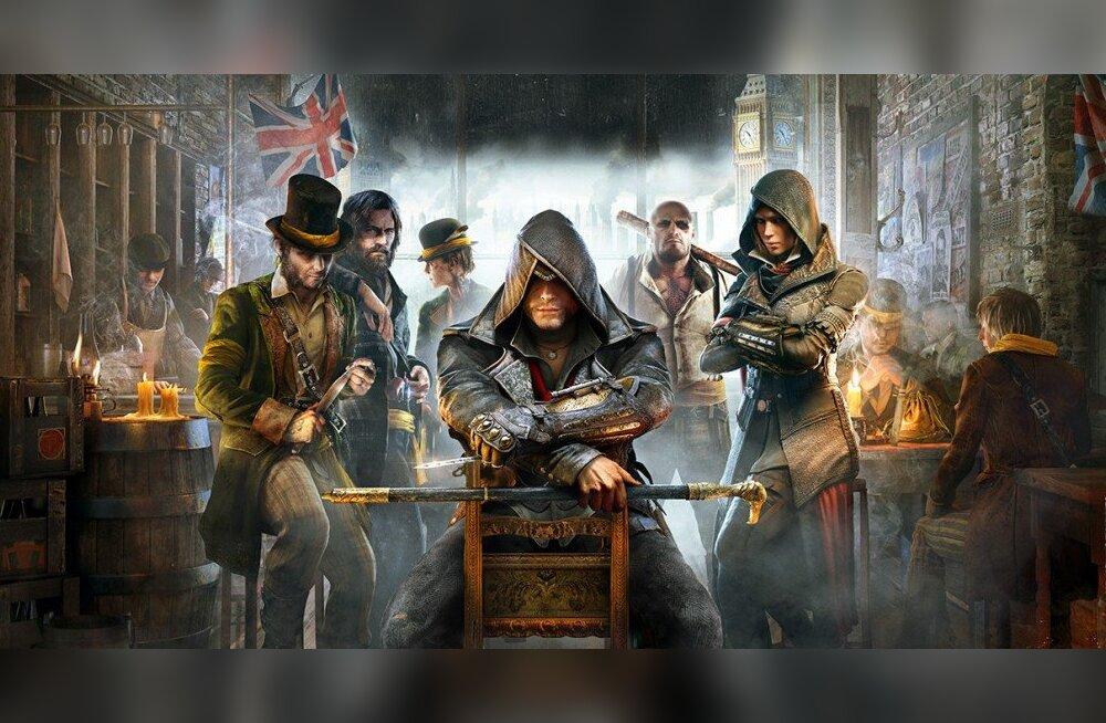 19-25. oktoober: uusi videomänge – Assassin's Creed: Syndicate, Fatal Frame 5, Guitar Hero Live, uus 3DS Zelda jt