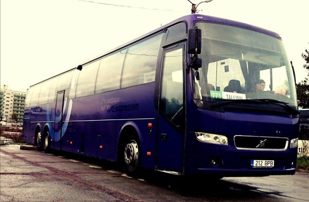 Nutijoodikust bussijuhiga sõidule: kas sekkuda, või olla vait ja palvetada elu eest?