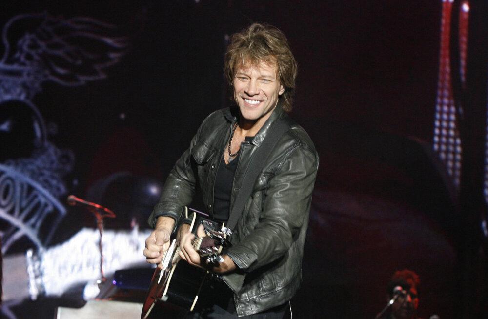 Fänn, saada oma mälestus Bon Joviga tuuritama!