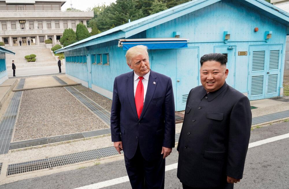 Põhja-Korea teatas, et on valmis tuumadesarmeerimisläbirääkimisi USA-ga uuesti alustama
