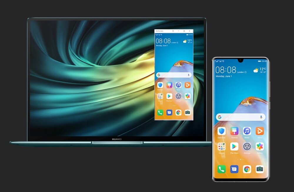 Avasta kohandamisvõimalusi Huawei uusima operatsioonisüsteemi EMUI 10.1 abil