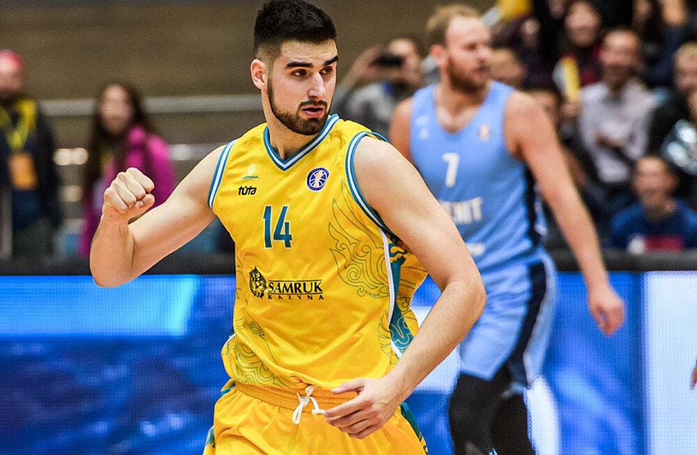 Astana mängumees Dusan Ristic