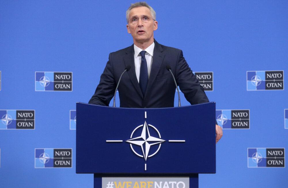 """Столтенберг посоветовал членам НАТО готовиться """"к смерти"""" ДРСМД"""