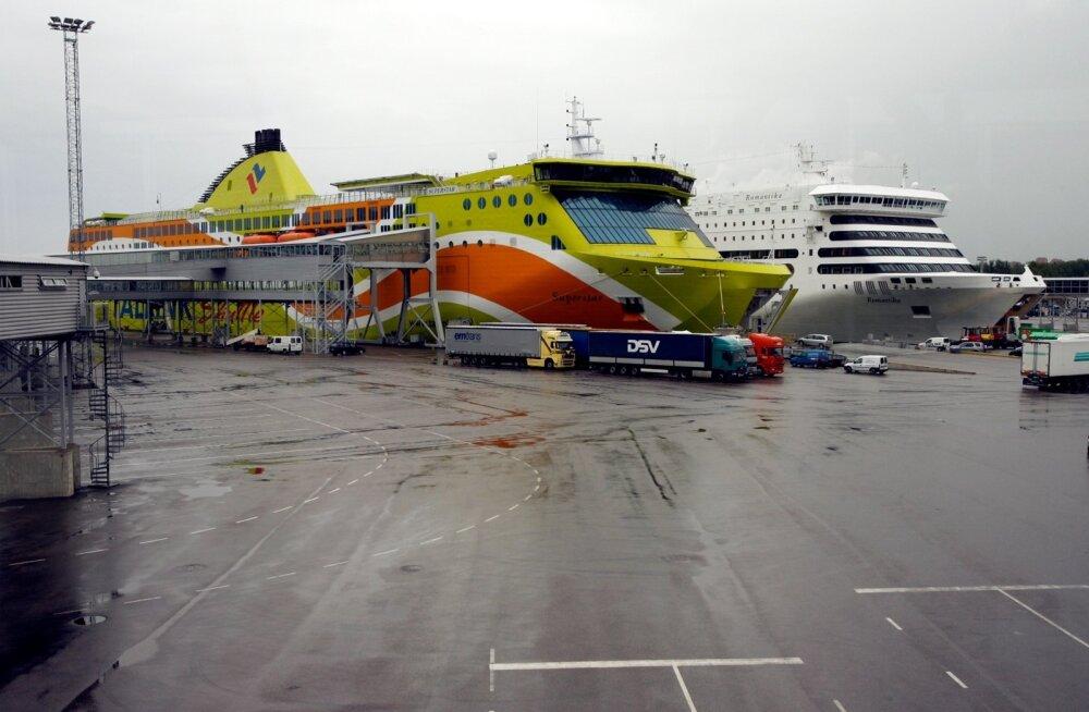Kas Tallink on ikka börsikursil?
