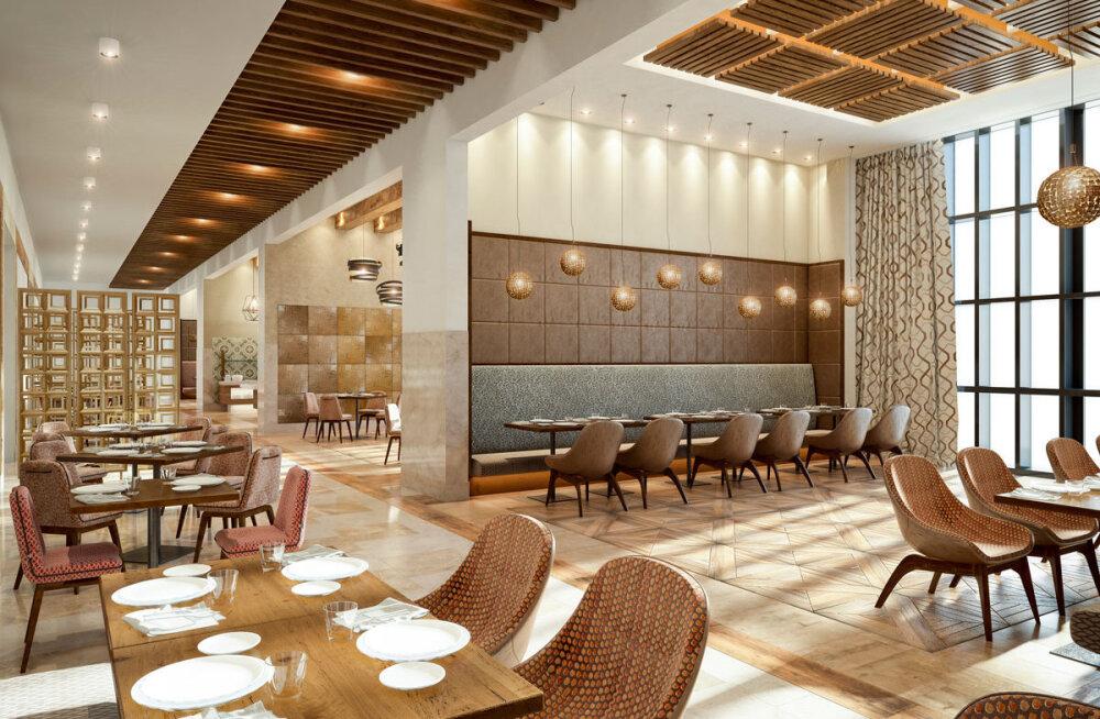 Maailma suurimas hotellis hakkab olema 10 000 tuba ja 70 restorani