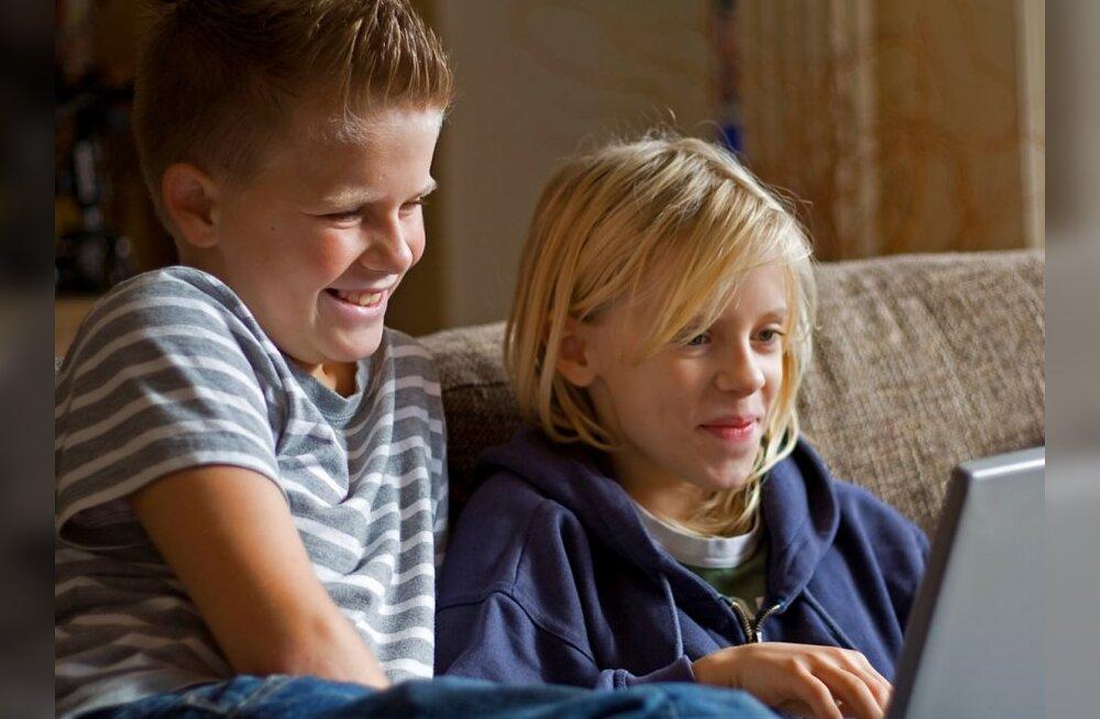Miks ma pean toitma ja valvama oma lapse sõpru?
