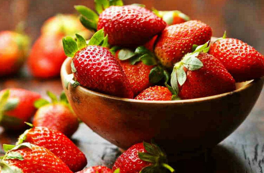 Maasikas - maitsev suvine energia- ja vitamiinipomm