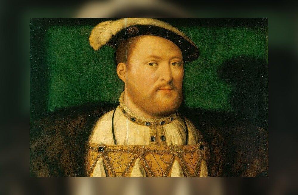 Täna õhtul eetris: Tudorite dünastia varjatud saladused tiritakse päevavalgele
