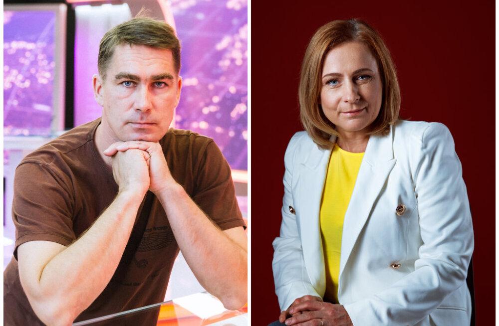 """""""AK"""" ankur Priit Kuusk ja Eesti Naise peatoimetaja Heidit Kaio lahutasid pea 23 aastat kestnud abielu"""
