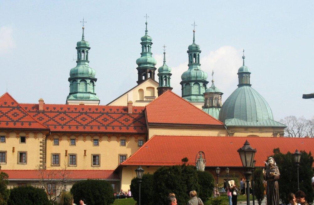 Кальвария-Зебжидовска — мистическая святыня и центр паломничества в Польше