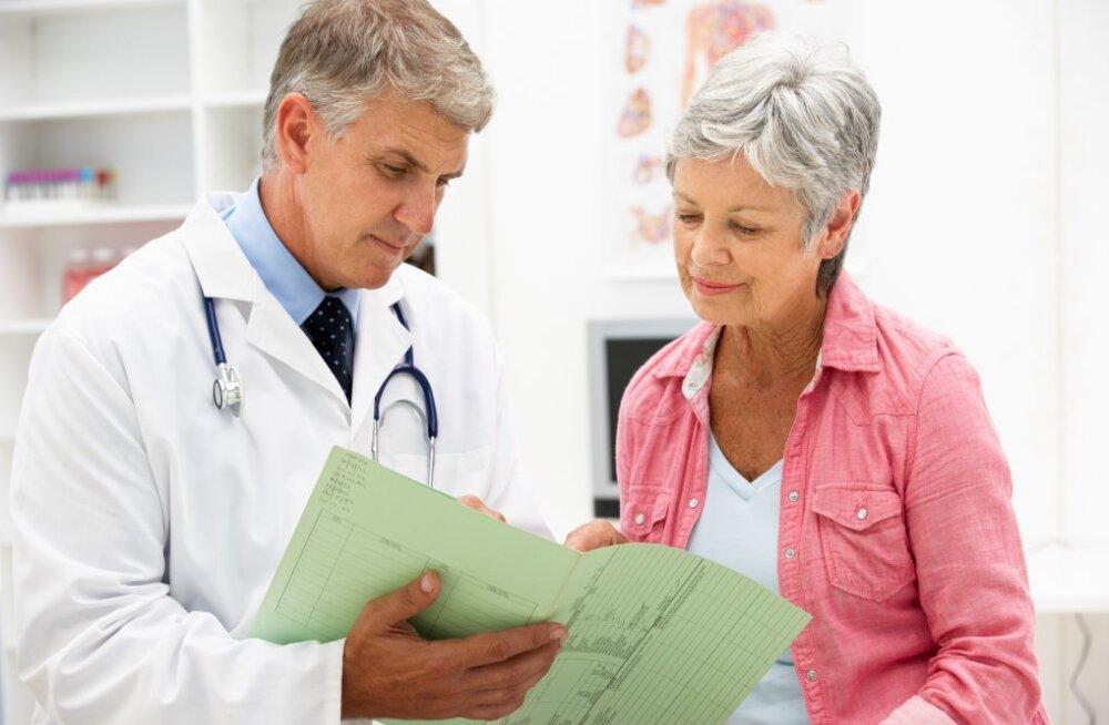 Jämesoolevähi sõeluuring aitab ennetada sageli esinevat vähki