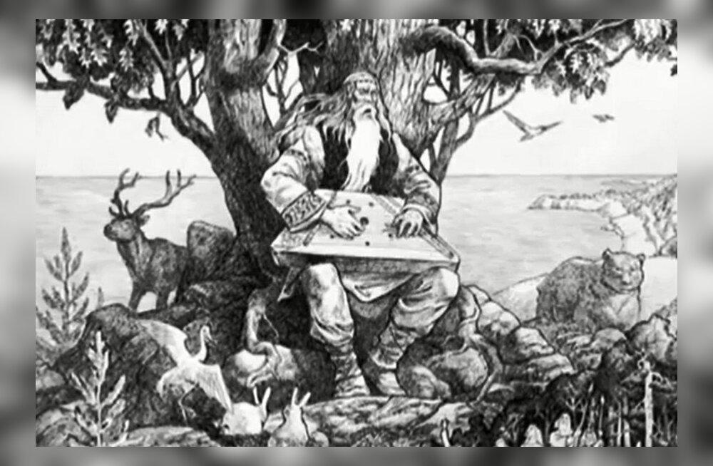 Kalevipojad ja muud jumalad: neid hiiglasi austasid ka muistsed soomlased