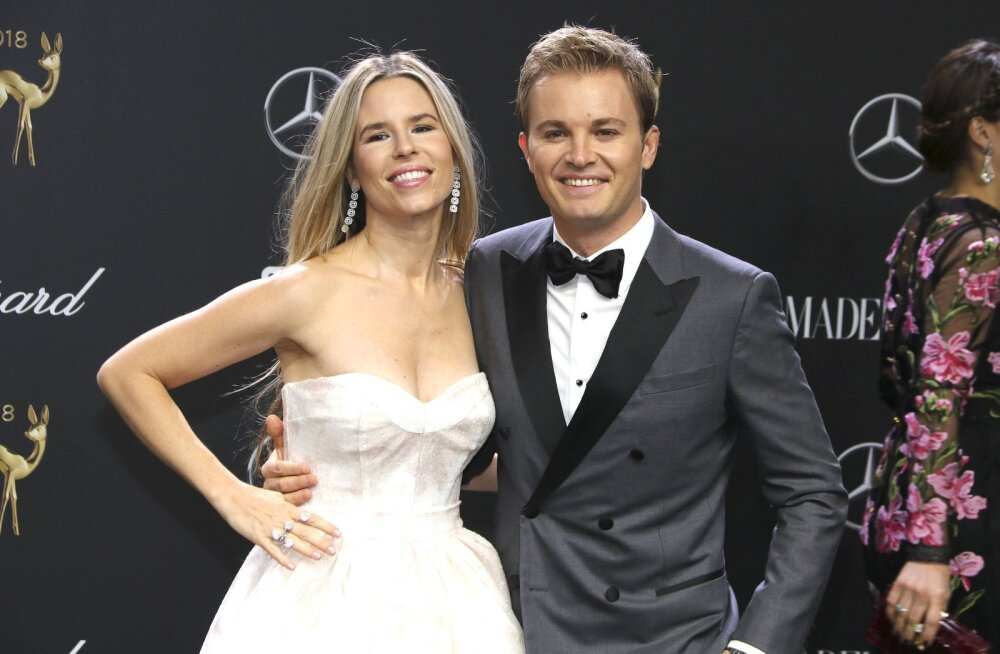 Nico Rosberg ja Vivian
