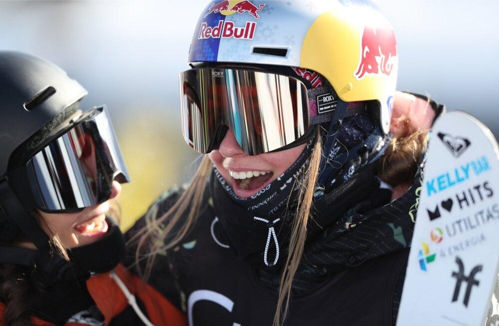 Kelly Sildaru sai Aspeni X-Mängudel rõõmustada kolme medali üle. Nüüd saab ta enda oskused panna esimest korda proovile täiskasvanute MM-il.