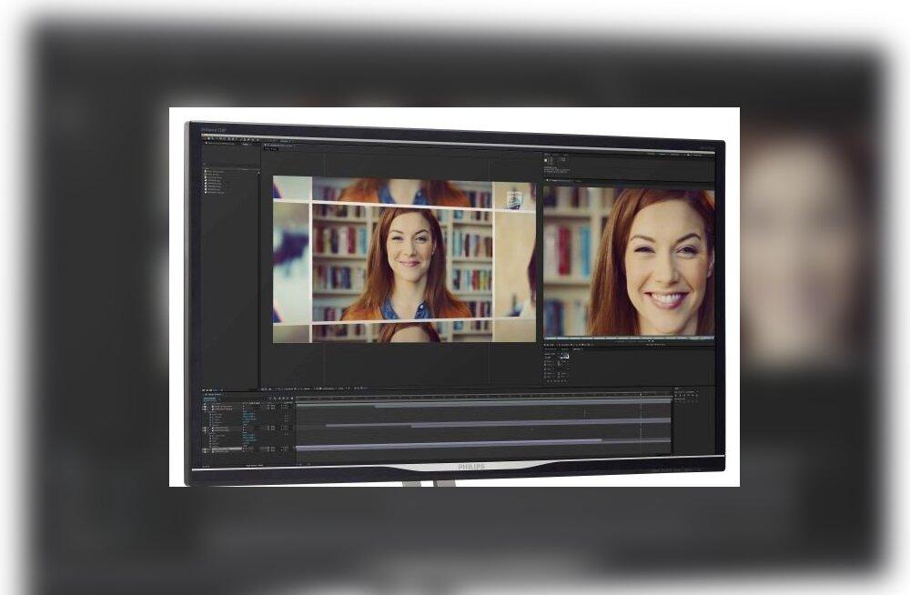 Kuidas pilditöötluse jaoks monitori valida