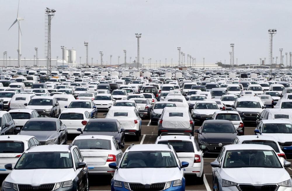 Euroopa Liit võib autode CO2 norme veelgi karmistada