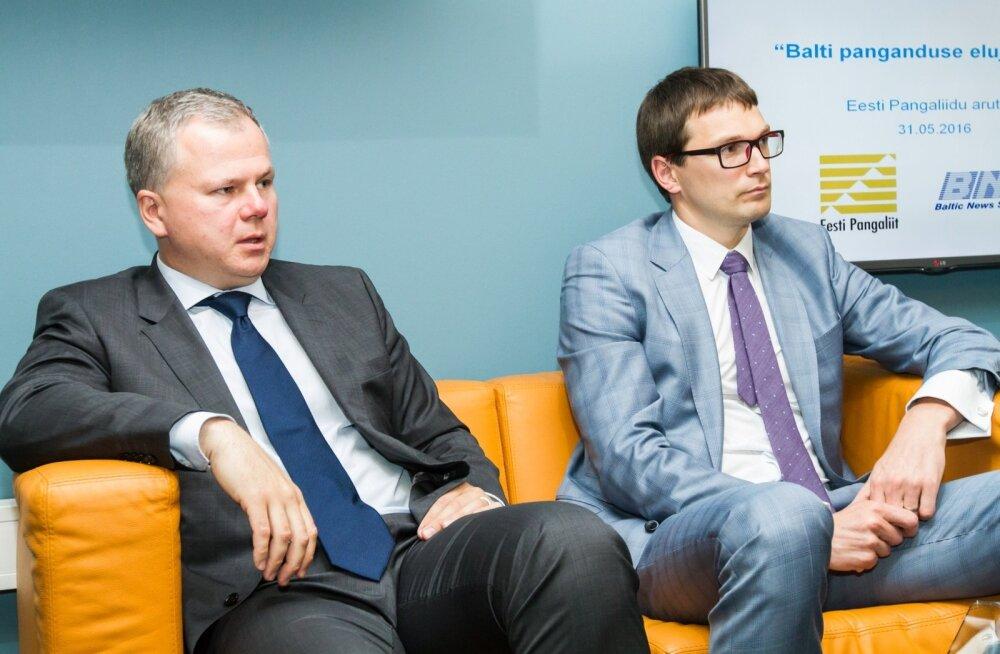 """Arutelu """"Balti panganduse elujõulisus"""""""
