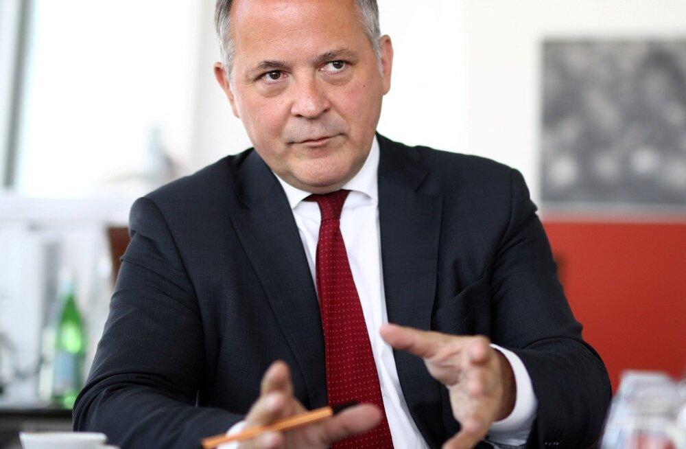 Benoit Coeure.