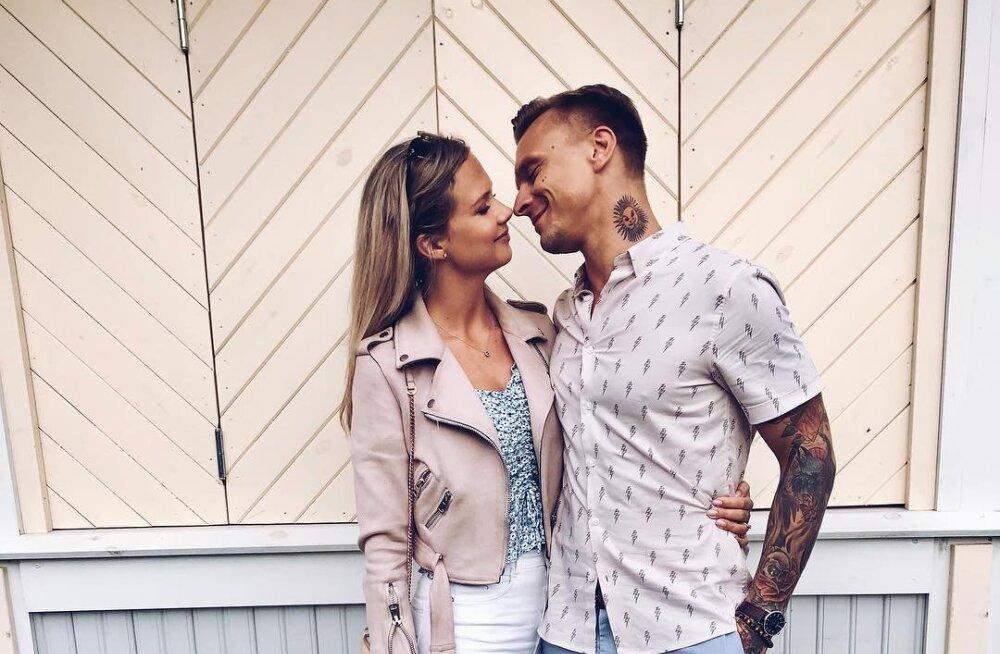 KLÕPS | Silm puhkab! Tanel Padar ja tema kihlatu Lauren Villmann on kõrvuni armunud