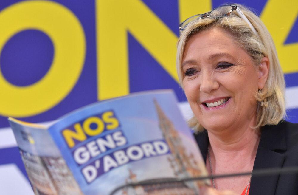 Jaak Madisoni kinnitusel külastab Eestit peagi Marine Le Pen